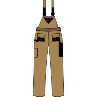 Spodnie ogrodniczki URG-A-2