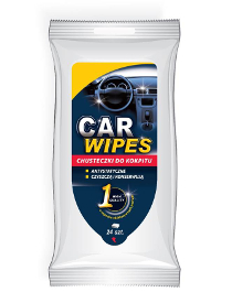 car wipes